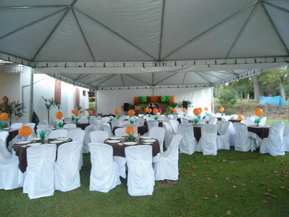 Aluguel de tenda para casamento preço