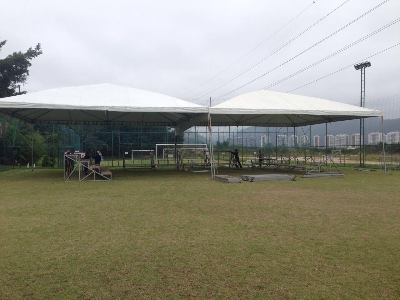 Aluguel de tendas em rj