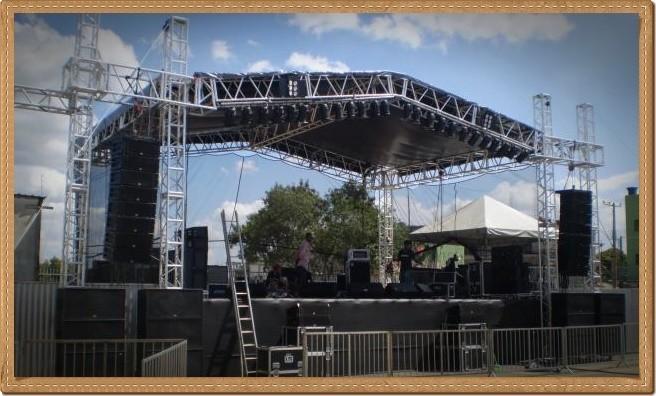 Locação de palco rj