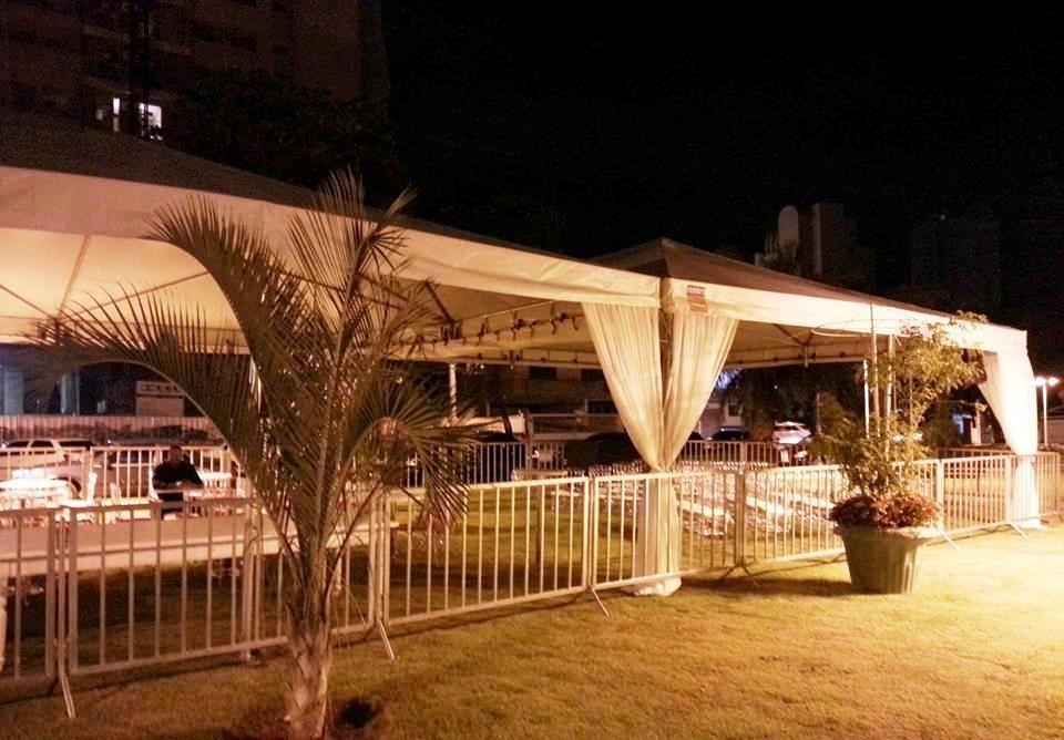 Preço aluguel de tendas para festas