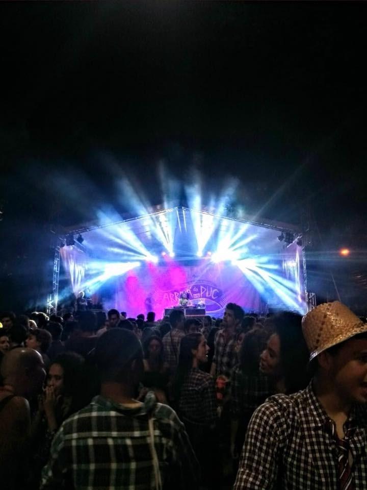 Aluguel de palco rj