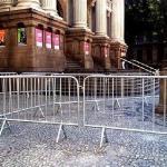 Locação de grades para eventos